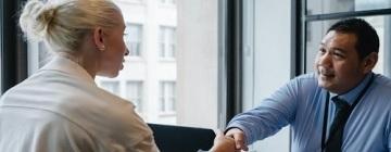 Ứng viên lớn tuổi - để sẵn sàng phỏng vấn xin việc